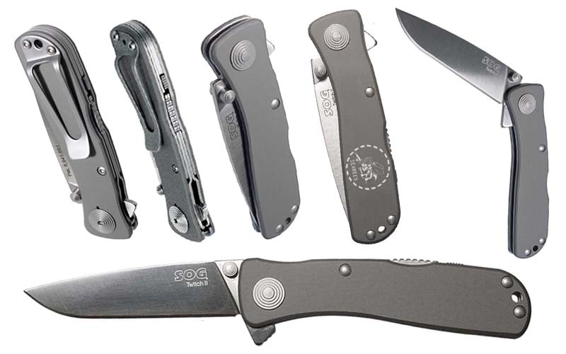 best sog pocket knife