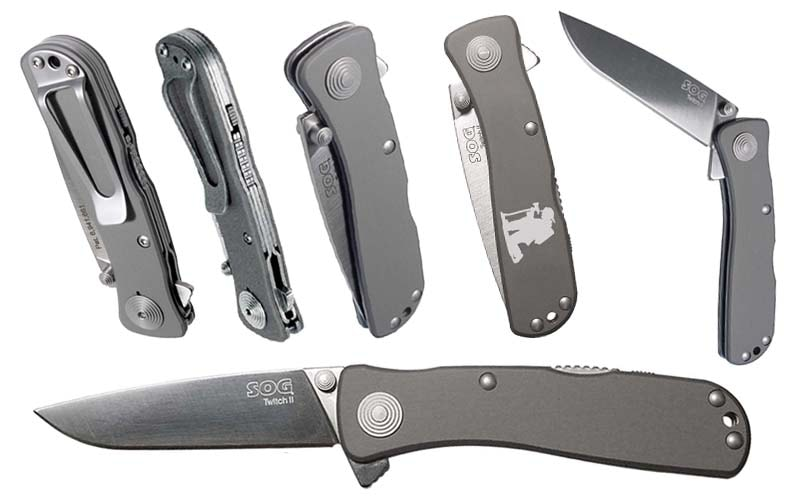 best sog folding knife