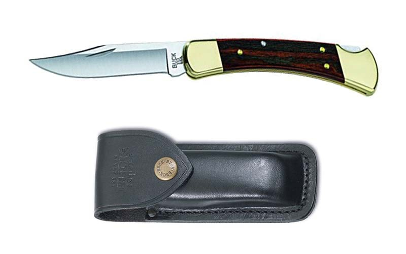 Buck Folding Hunting Knife