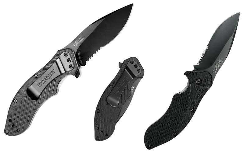Kershaw Clash Tactical Folding Pocket Knife