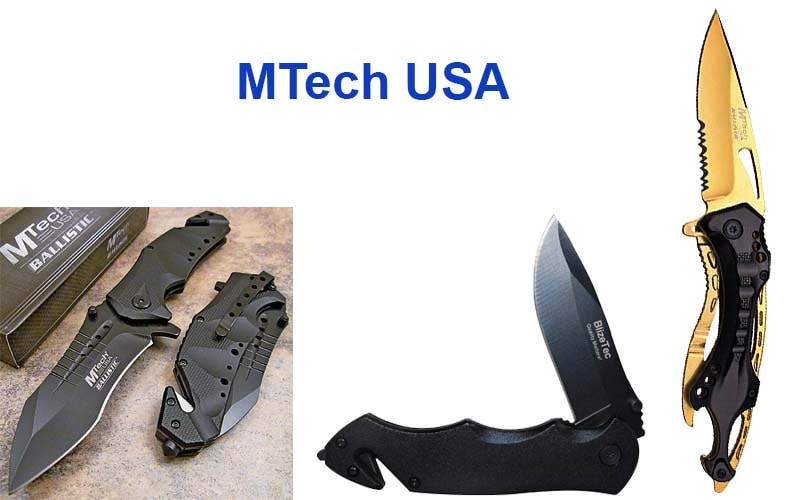 MTech USA Knife Brand