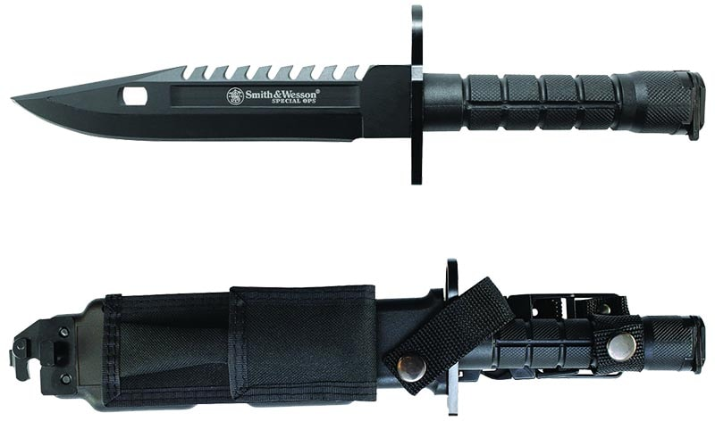 Smith & Wesson SW3B Special Ops Bayonet Knife
