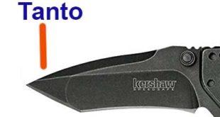 Tanto Point Blade Type