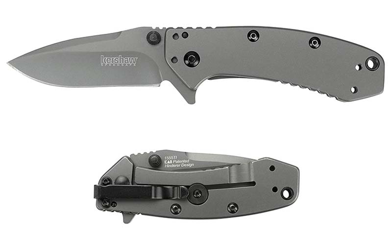 Kershaw Cryo 1555TI EDC Knife