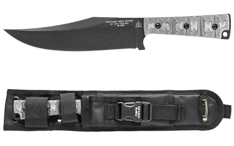 TOPS Prather War Bowie Knife