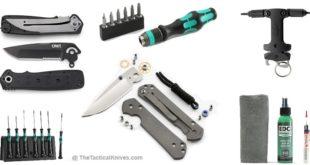 Knife Maintenance