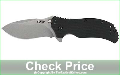 Zero Tolerance 0350SW Pocket Knife
