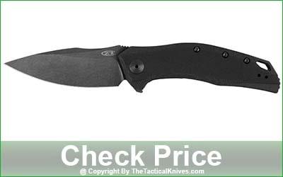 Zero Tolerance 0357BW Pocket Knife