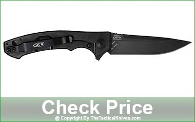 Zero Tolerance 0450CF Sinkevich Folding Knife