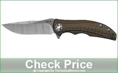Zero Tolerance 0609 RJ Martin Pocket Knife