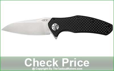 Zero Tolerance 0770CF Folding Knife